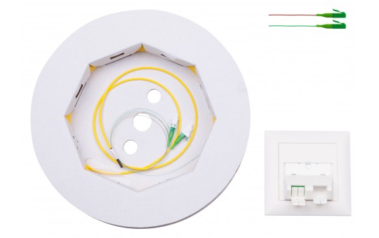 FTTH-IHK-GE-2.2-2LC/APC-040-ZUP-1-12